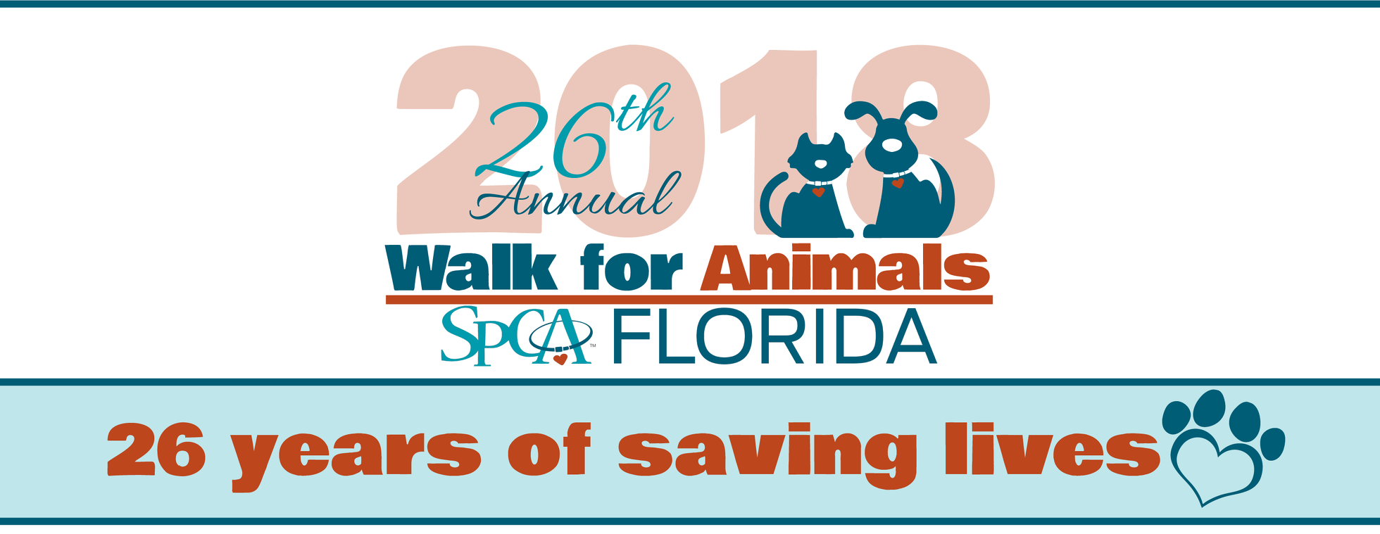 2018 Walk For Animals